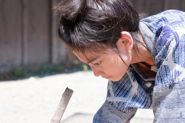 第三の北斎、城桧吏出演シーンが公開『HOKUSAI』