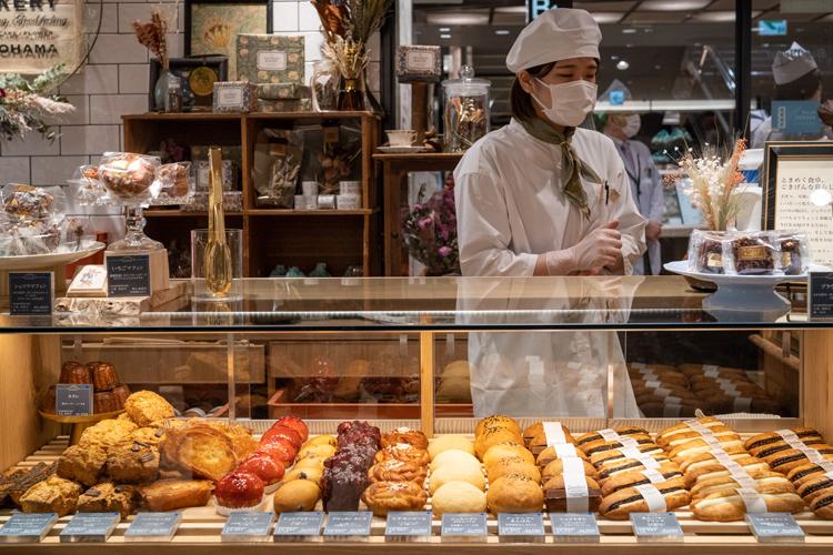 名店ぞろい! 横浜のデパ地下にパンの新名所が誕生/横浜高島屋