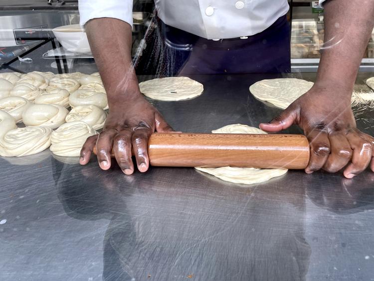 """まんまと誘い込まれたなぁ。食欲も汗も止まらないインド""""小旅行""""/Muniyandi Vilas"""