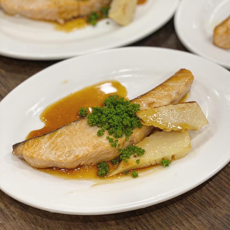 春に食べたくなる魚「サクラマス」