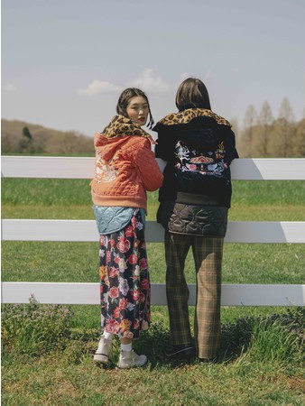 Spirits from 《Shangri-La》。ケイタマルヤマが2021 秋冬コレクションをを発表