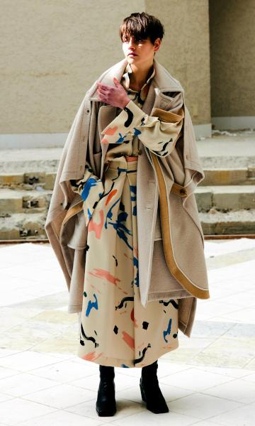 創造の原点見つめ、道ひらく 21年秋冬パリ・ミラノファッションウィーク