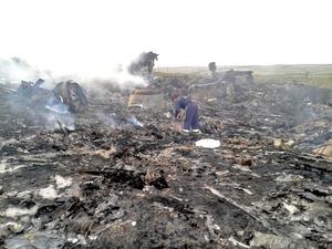ビットコインマレーシア航空墜落事故