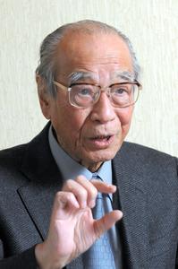 木田元さん