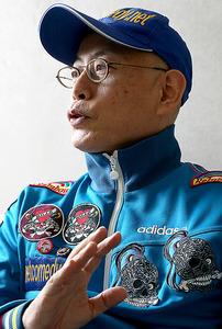 大川豊さん