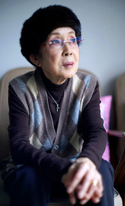 奈良岡朋子さん