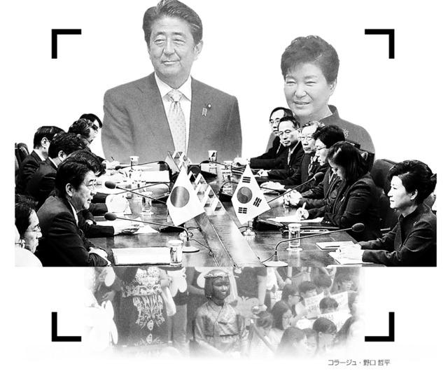 (耕論)日韓関係前進に向けて 岡本行夫さん、柳明桓さん、エバンス・リビアさん