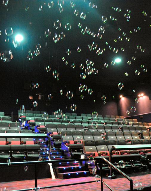 新潟 映画は五感で 体感型システム導入 新潟の映画館 朝日新聞デジタル