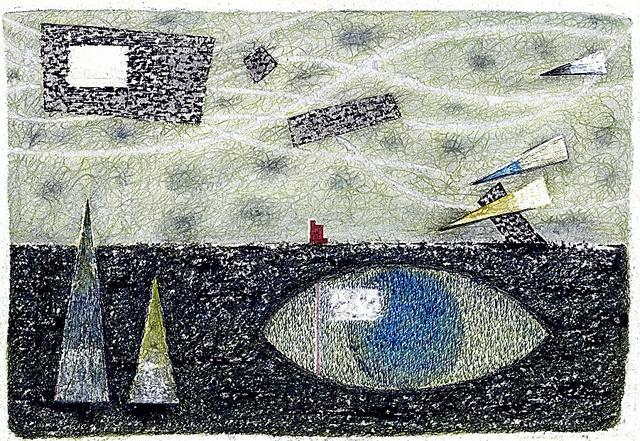 視線)『画家の詩、詩人の絵 絵は詩のごとく、詩は絵のごとく』:朝日新聞デジタル