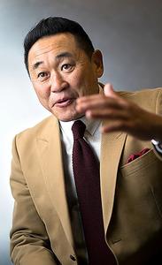 松木安太郎さん