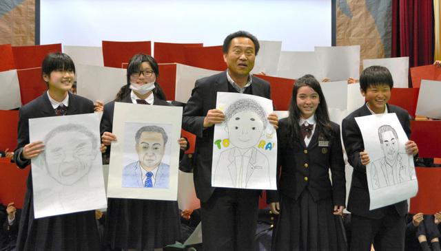 三重)「トラさん」と呼ばれた校長先生の「卒業式」:朝日新聞デジタル