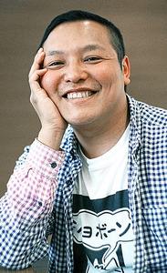 安岡力斗さん