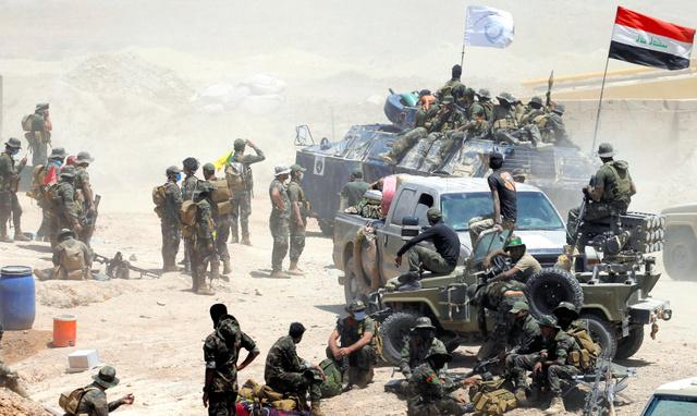 ISの2大拠点制圧へ攻勢 有志連合...