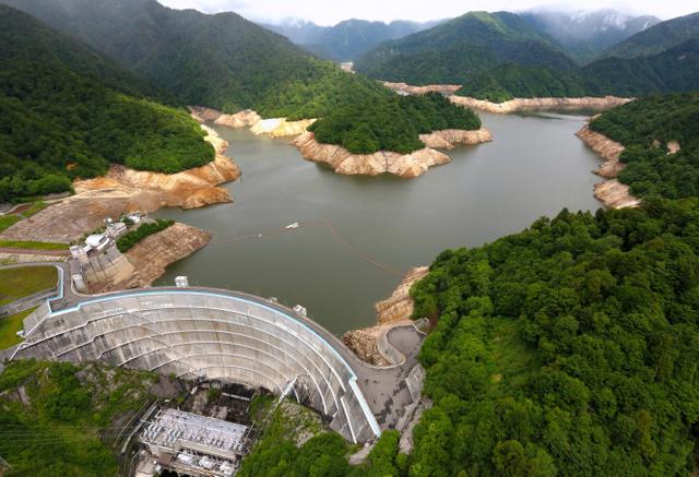 貯水 率 ダム 関東