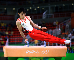 体操男子、団体決勝の種目順が不...