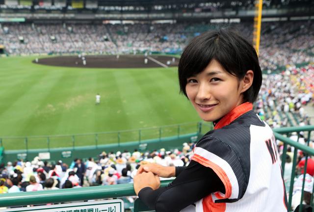女子野球も甲子園でできたら 女子プロ野球・加藤優さん , 高校