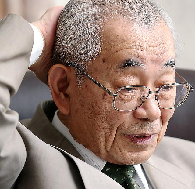 (インタビュー)「お言葉」から考える 東京大学名誉教授・三谷太一郎さん