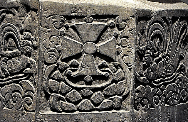 石刻が明かす唐の景教 中国・洛陽に複数の資料:朝日新聞デジタル