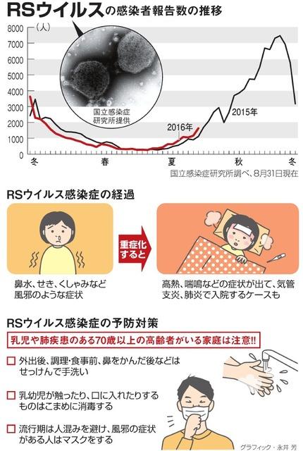 Rs ウイルス 大人 RSウイルス感染症Q&A(平成日)|厚生労働省