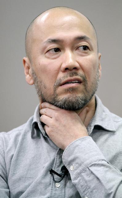 エゴイスト的な部分が好き 井上雄彦さんが主役に迫る - 一般スポーツ ...