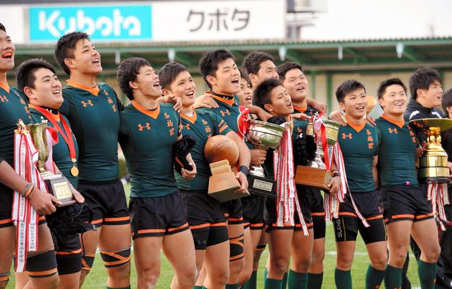福岡 ラグビー 高校