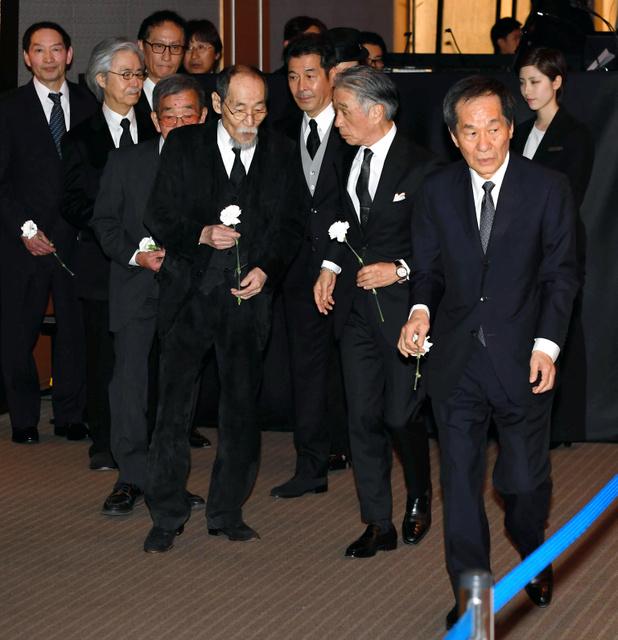 スパイダース「再結成」 かまやつさんお別れ会に1千人:朝日新聞デジタル