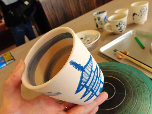 京の伝統工芸に挑戦