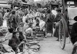 よみがえる沖縄1935)戦前の沖縄、鮮明に 1935年撮影のネガ ...