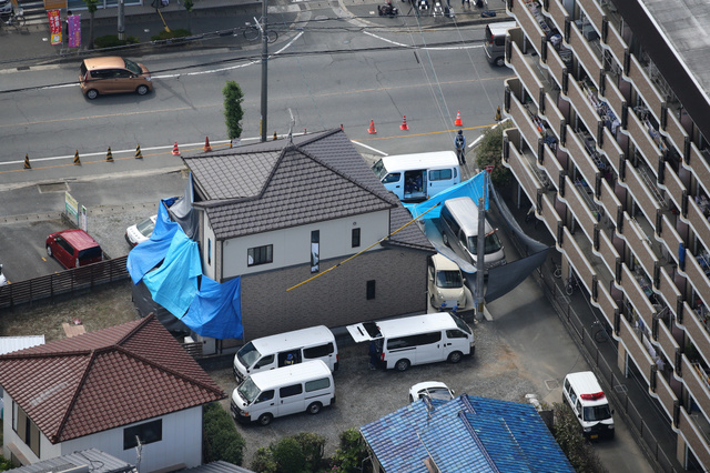 福岡の母子3人死亡、夫の警察官を妻殺害容疑で逮捕:朝日新聞 ...