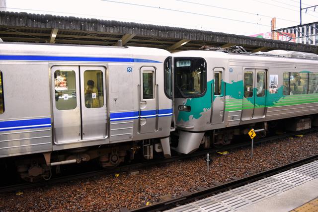 愛知環状鉄道、三セクなのに絶好調 実は沿線に…:朝日新聞デジタル