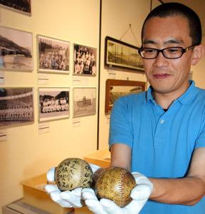 北海道と野球、150年の歴史一堂...