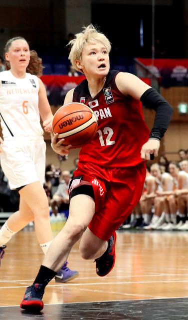 バスケット 女子 日本 代表