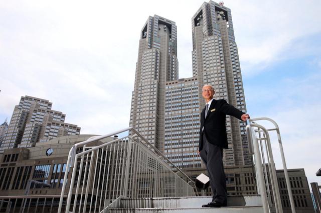 新宿、浄水場跡に「摩天楼」 最...