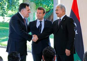 リビア暫定政府と民兵組織が停戦...