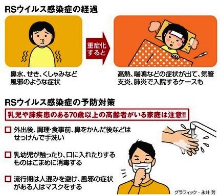 Rs ウイルス 大人 大人も要注意!RSウイルスに大人が感染した時の症状・治療法|All