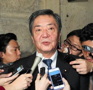 ミサイル「島根に落ちても意味ない」 自民・竹下氏:朝日新聞デジタル
