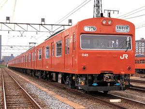 大阪環状線「103系」、引退は10...