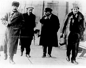あのとき・それから)1917年 ロ...