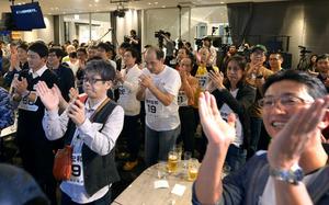 田中宏和さん、同姓同名87人 ギネスには届かず