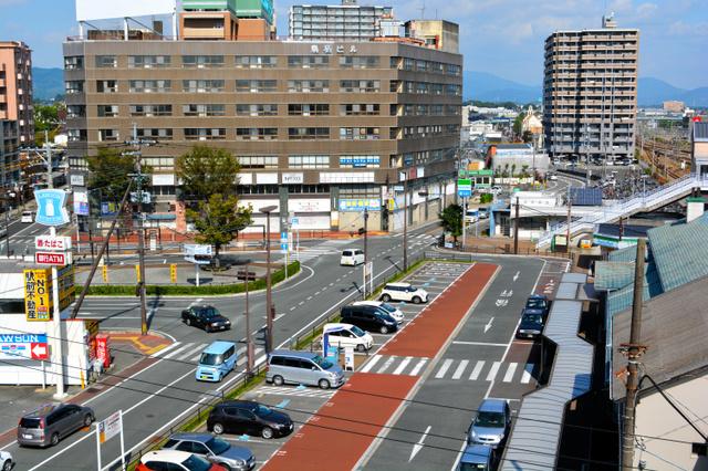 佐賀)鳥栖駅前の顔「鳥栖ビル」が解体へ:朝日新聞デジタル