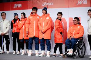オリンピックのアイスランド選手団