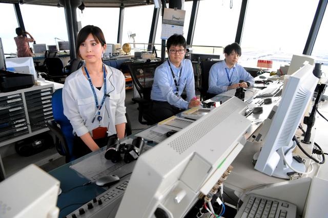 LCC拡大、混雑する日本の空 管制...