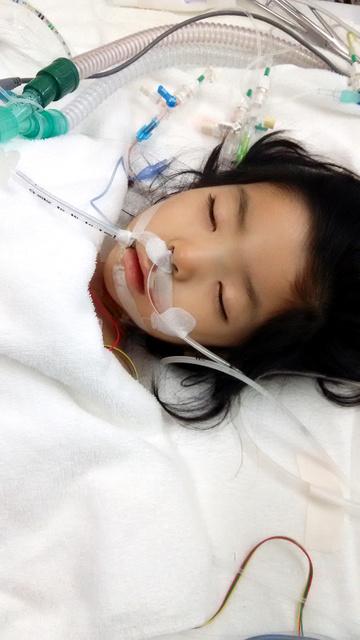 よう頑張ったな」脳死の4歳児、...