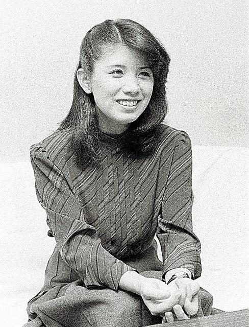 森 昌子 若い 頃