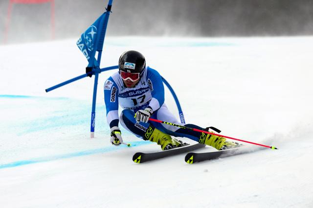 日本一小さな市から平昌五輪へ スキー大回転男子の石井:朝日新聞デジタル