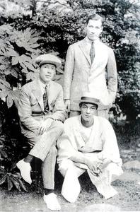 102年前、米国人球児がいた 謎の「ジョン君」を追う