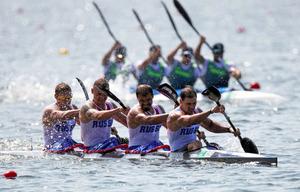 2016年リオデジャネイロオリンピックのカヌー競技