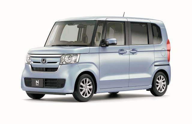 【経済】新車販売「N—BOX」が首位に ホンダ車は15年ぶり YouTube動画>2本 ->画像>11枚