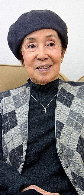 (ひと)奈良岡朋子さん 芸歴70周年を迎える俳優