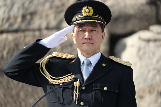 茶道も学ぶ皇宮警察 全11部隊ず...